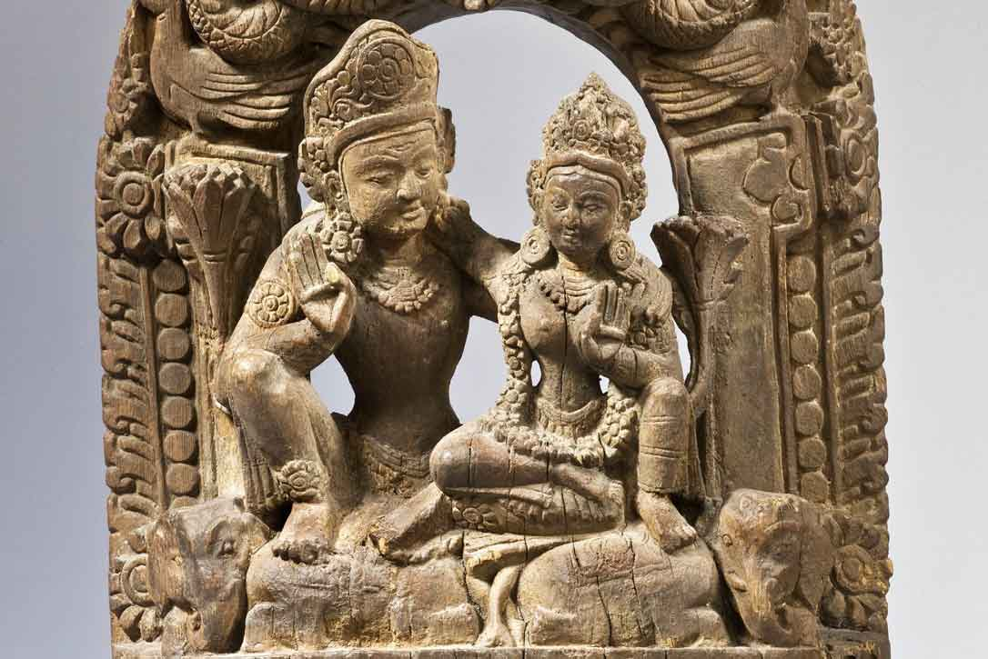 Indra y Shachi